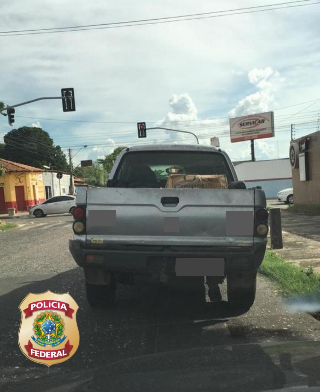 PF prende dois suspeitos de roubos a encomendas dos Correios em Teresina - Imagem 1