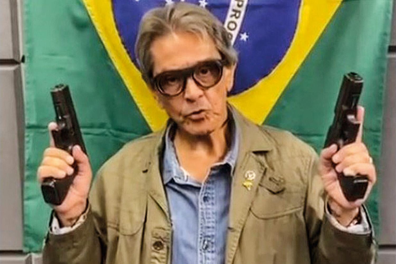 Ex-deputado Roberto Jefferson é denunciado pela PGR