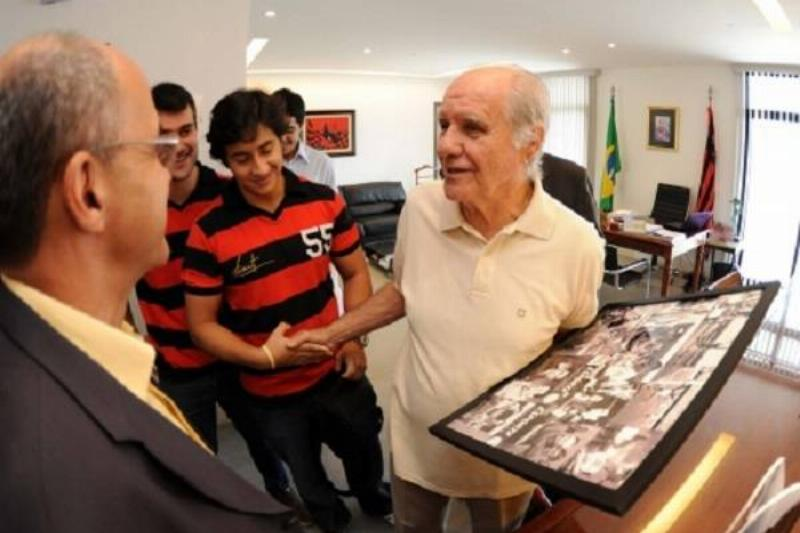 (Foto: Alexandre Vidal -Divulgação Flamengo)