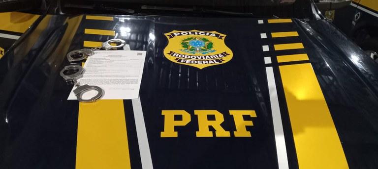 Foragido por homicídio no estado do Pará é preso no Norte do Piauí