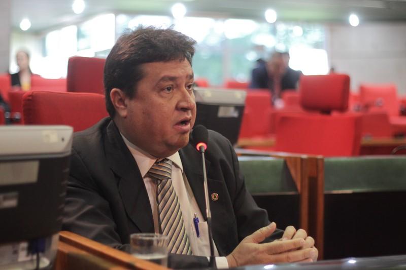 O deputado Nerinho é o relator da proposta na Alepi (Foto: Ascom Alepi)