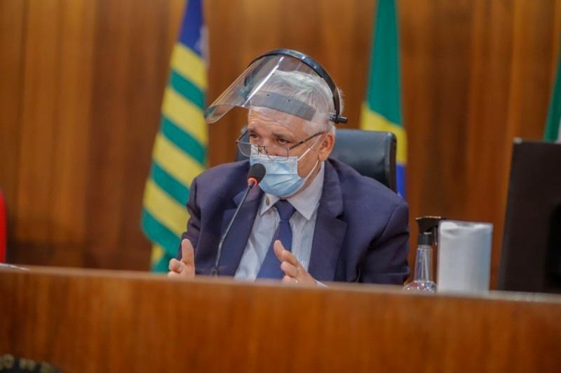 Themístocles Filho confirmou que a eleição do novo conselheiro ocorrerá no próximo mês de setembro