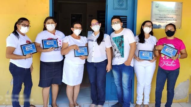 Rede de Informatização da Saúde é lançado em Luís Correia - Imagem 2