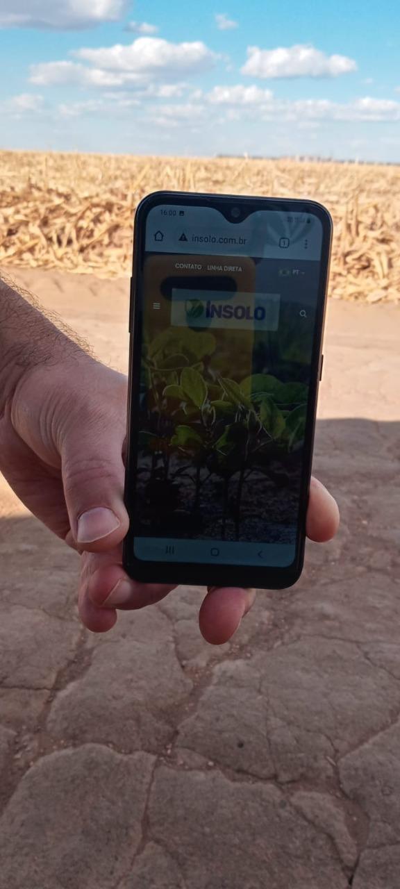 Fazendas do Piauí começam a operam com 4G tratores e outras máquinas (Foto: Divulgação)Fazendas do Piauí começam a operam com 4G tratores e outras máquinas (Foto: Divulgação)