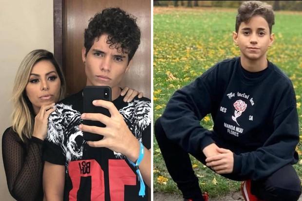 Bruno Santos, filho mais velho de Walkyria Santos, desabafa sobre a morte do irmão