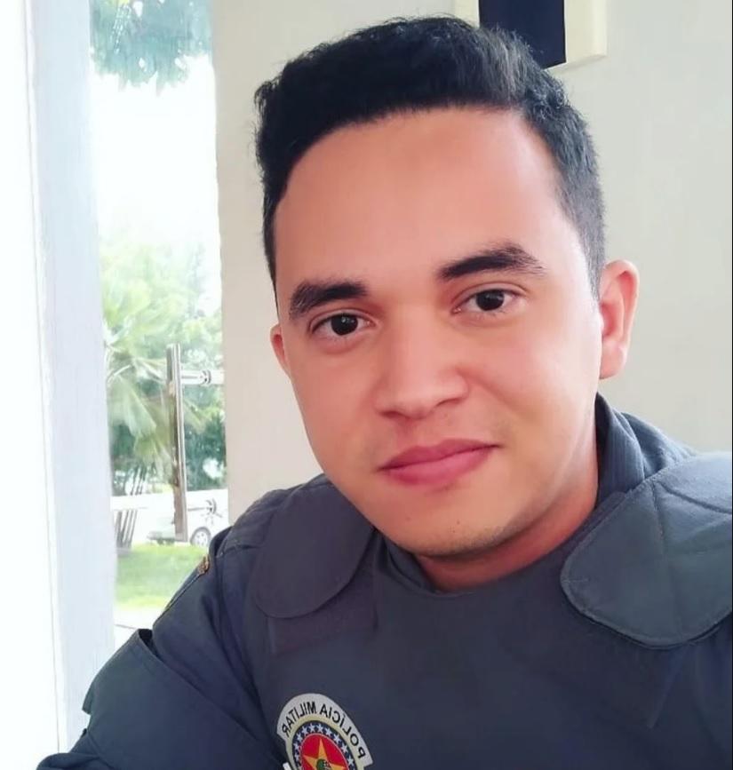 Soldado Adonias Sadda   FOTO: Reprodução