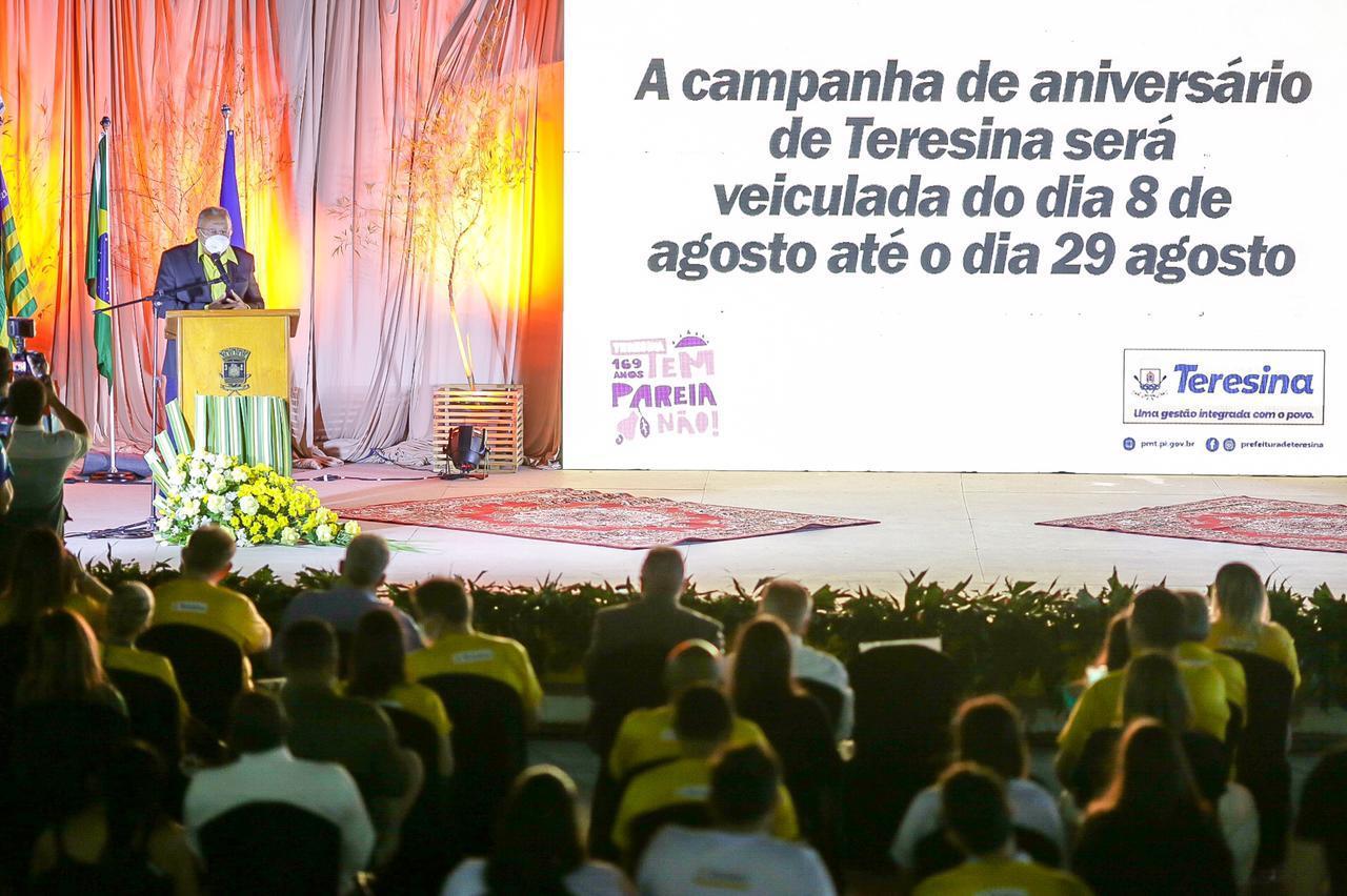 Campanha de aniversário/ Foto: Divulgação /Ccom