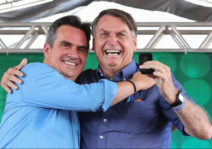 Bolsonaro e Ciro estão cada vez mais alinhados (Foto: PR)