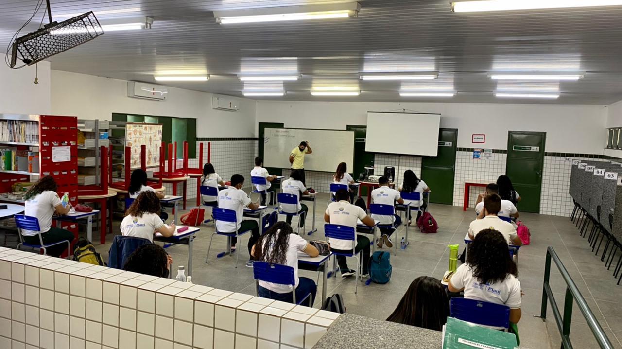 Todas as escolas são monitoradas para identificar se as regras estão sendo cumpridas - Foto: Divulgação