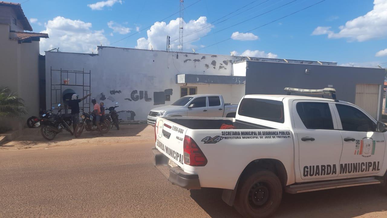 Idoso é preso acusado de estuprar jovem desde os 13 anos em José de Freitas (Foto: Reprodução/ WebTV JF Diário)