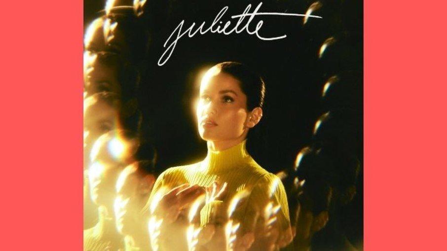 A capa do EP de Juliette que foi lançada