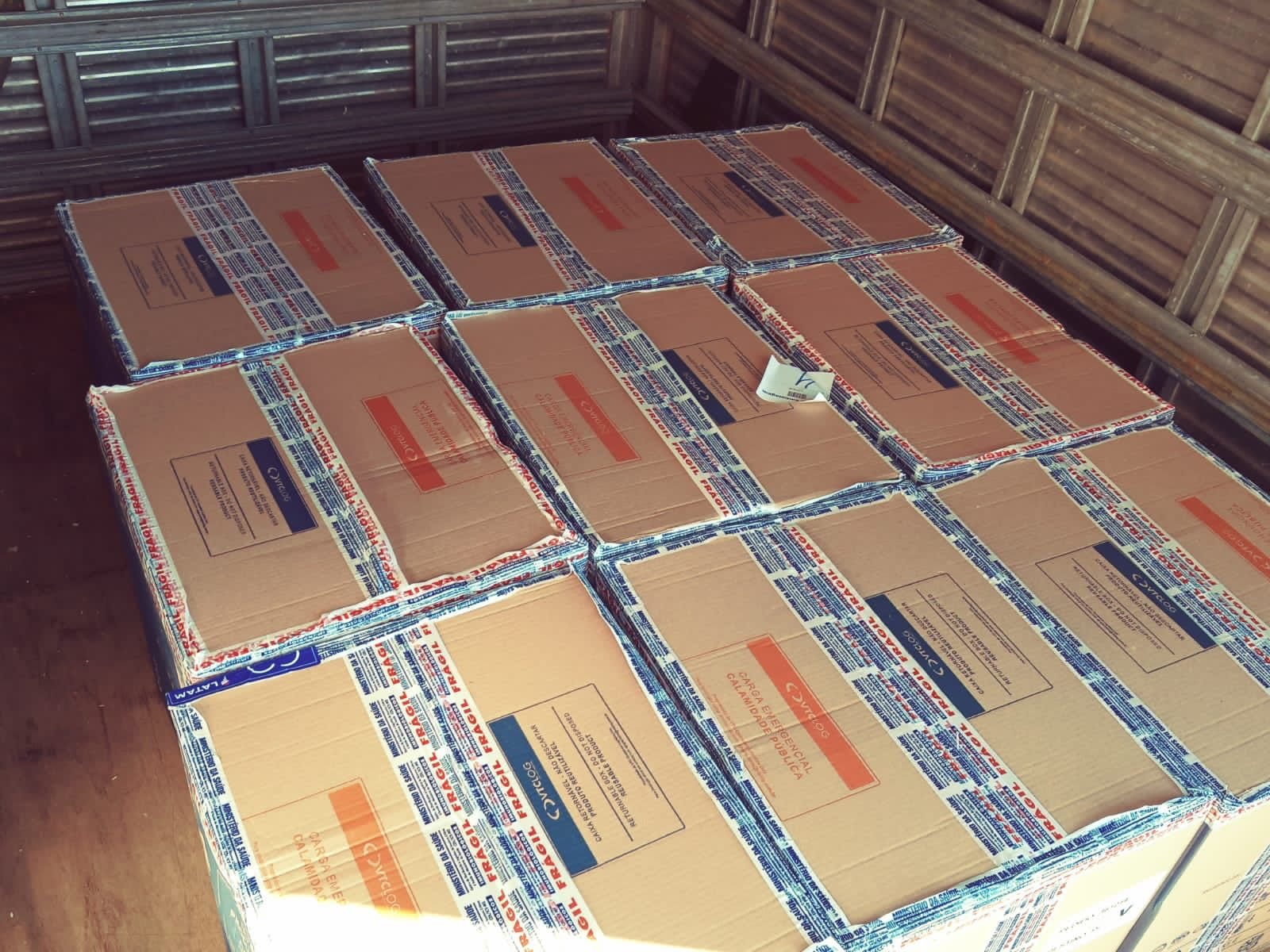 As vacinas fazem parte da 45ª pauta de distribuição do Ministério da Saúde, anunciada nesta semana - Foto: Sesapi