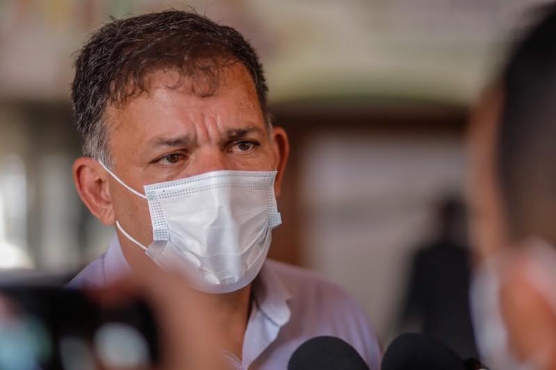 Carlos Augusto pede promoção post mortem a militares (Foto: Ascom Alepi)