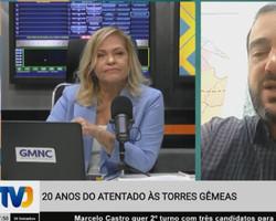 Brasileiro relembra atentados do 11 de Setembro 20 anos depois