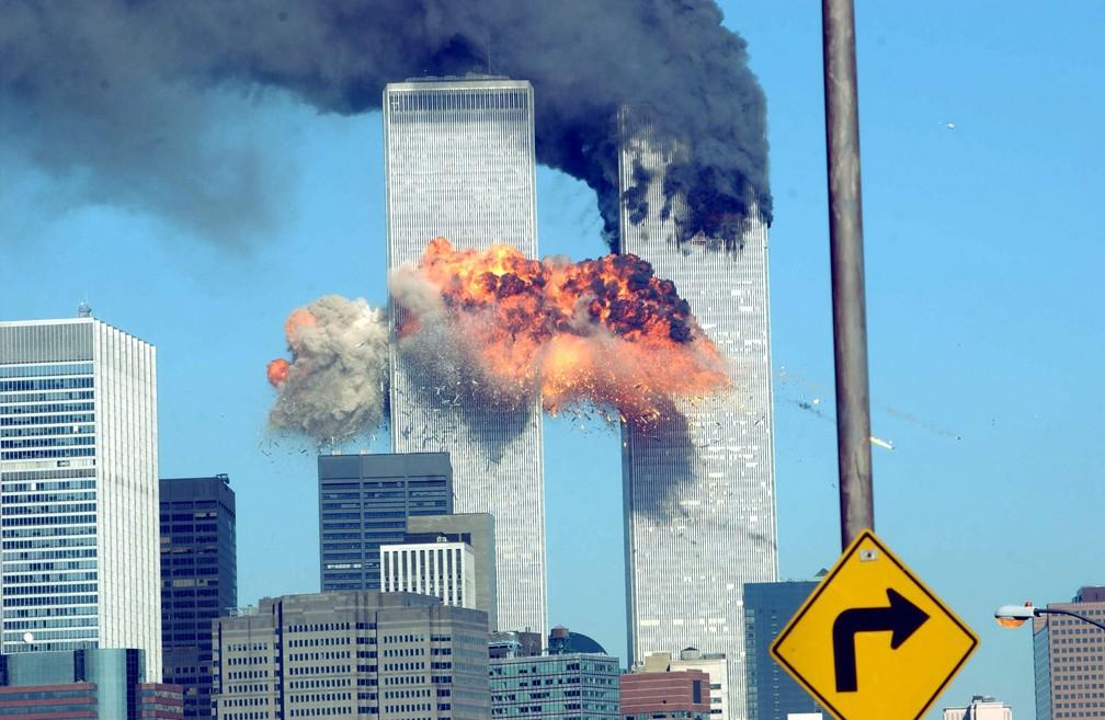 Atentado de 11 de setembro chocou o mundo