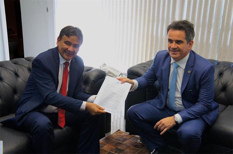 WDias recebe ligação de Ciro por sancionar lei com homenagem ao pai  - Imagem 1