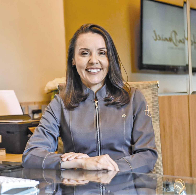 Odontóloga Helen Daniel (Divulgação)
