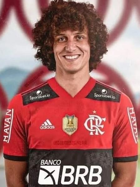David Luiz vai custar aos cofres do Flamengo R$ 19,5 milhões por ano