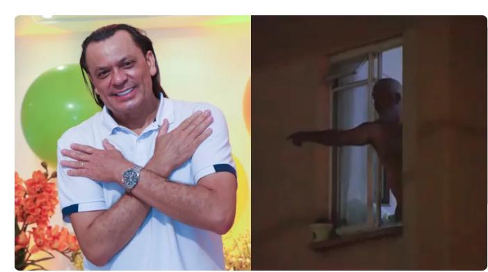 Sogro do cantor Frank Aguiar surta e faz esposa refém. Veja vídeo - Imagem 1