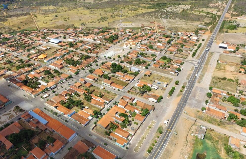 No Piauí, a cidade de Patos do Piauí recebeu o reconhecimento por conta do período de seca - Foto: Reprodução/Cidades na Net
