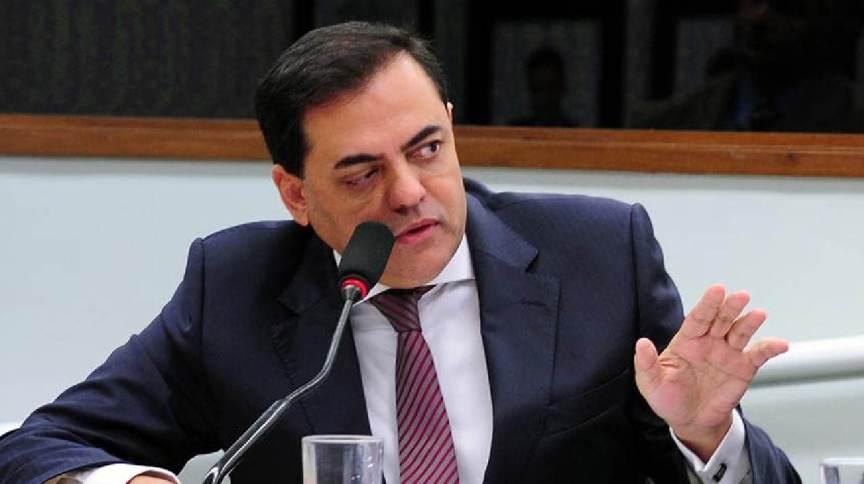 O empresário Marcos Tolentino será ouvido na CPI da Covid Foto: Gustavo Lima/Câmara dos Deputados