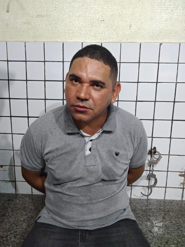 Polícia prende homem com arma de fogo e drogas na zona Leste de Teresina- Foto: PM