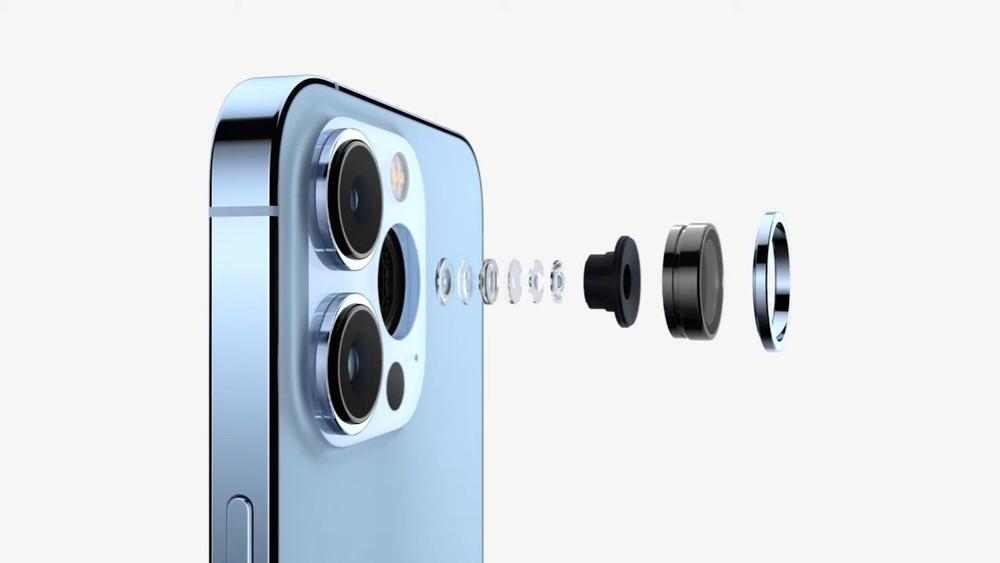 iPhone 13 (Apple/Reprodução)