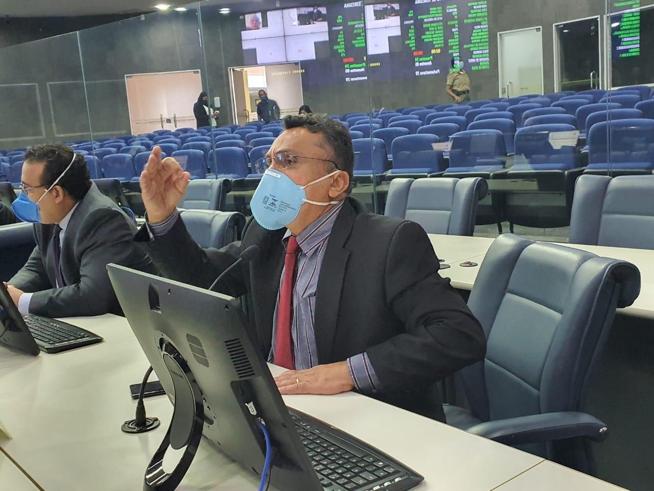 Covid: Projeto de lei obriga servidores públicos a se vacinarem em Teresina (Foto: Divulgação)