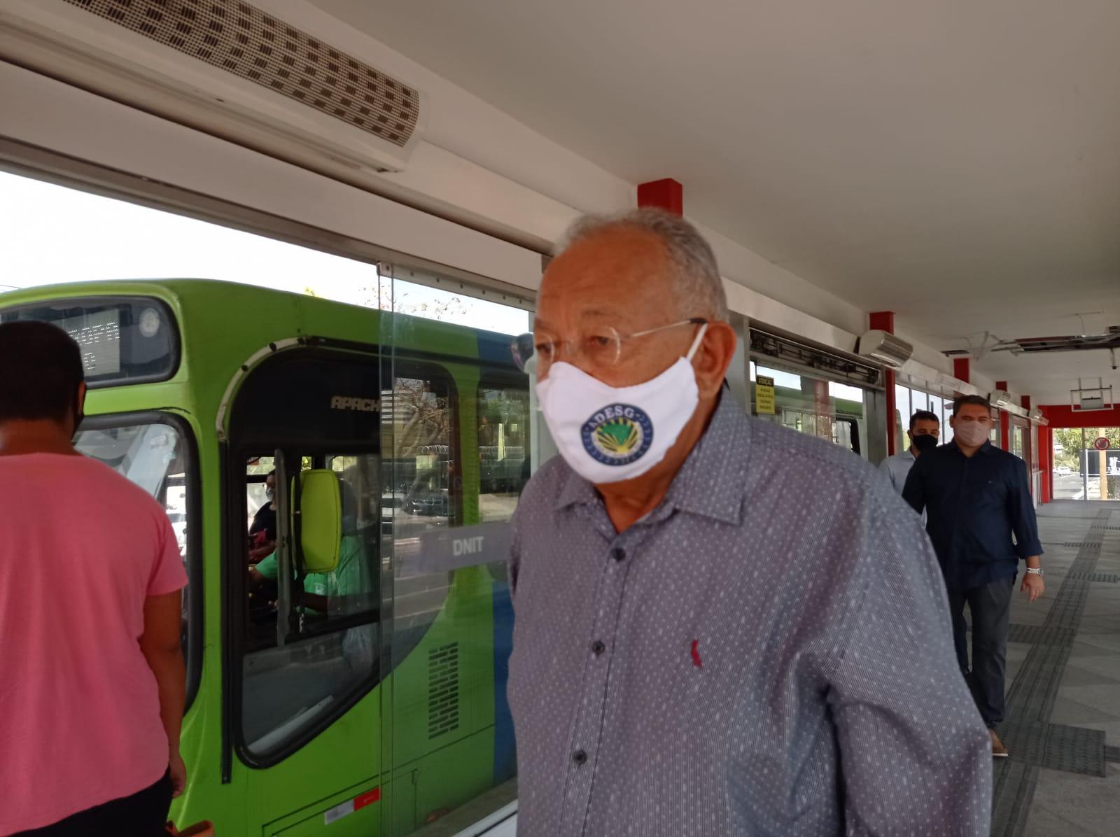 Doutor Pessoa não descarta sair do MDB (Foto: Efrém Ribeiro)