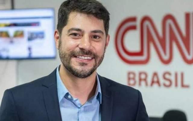Evaristo Costa comenta demissão da CNN Brasil