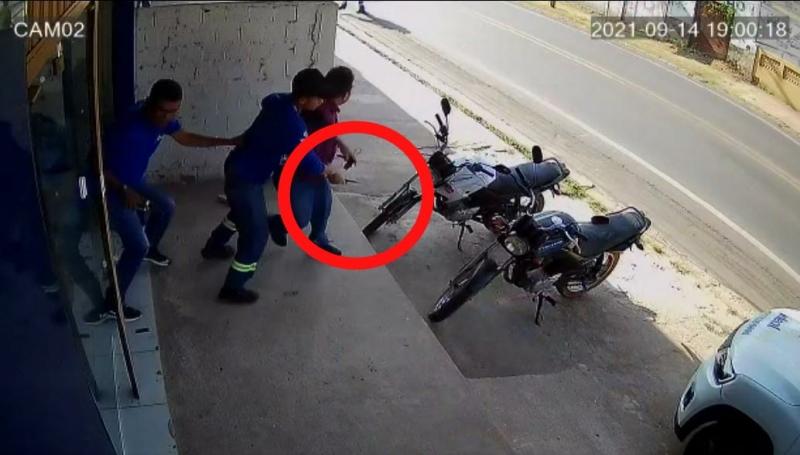 Homem sofre tentativa de homicídio em Altos| Foto: CampomaiorEmfoco