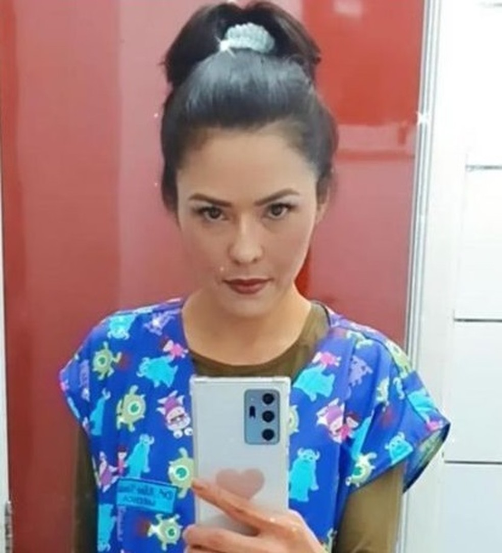 Aline Yamada foi encontrada morta dentro de sala de repouso de hospital