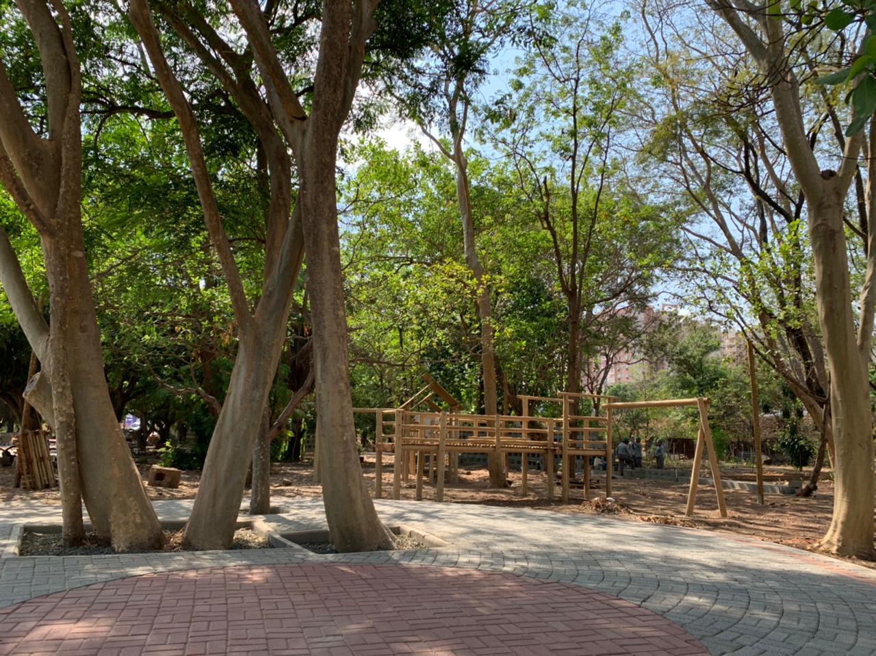 Parque próximo à ponte da Primavera será nova opção de lazer em Teresina   FOTO: Divulgação