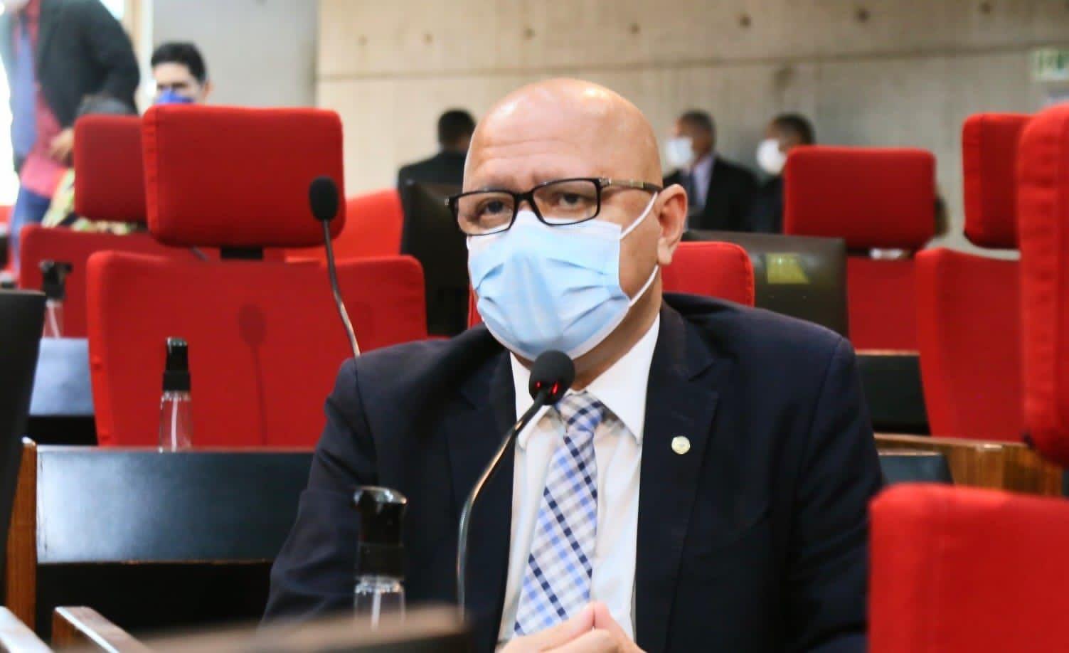 Deputado Franzé Silva - Foto: Ascom