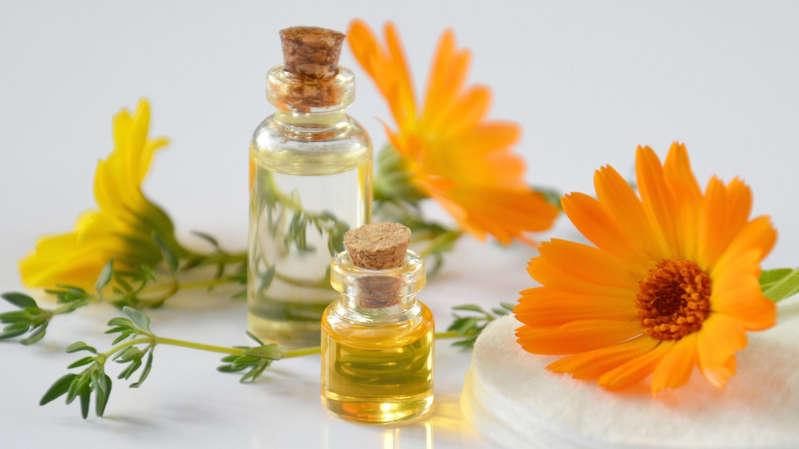 Terapia com florais é bastante usada por várias pessoas que buscam equilíbrio emocional. (Foto: Pixabay )