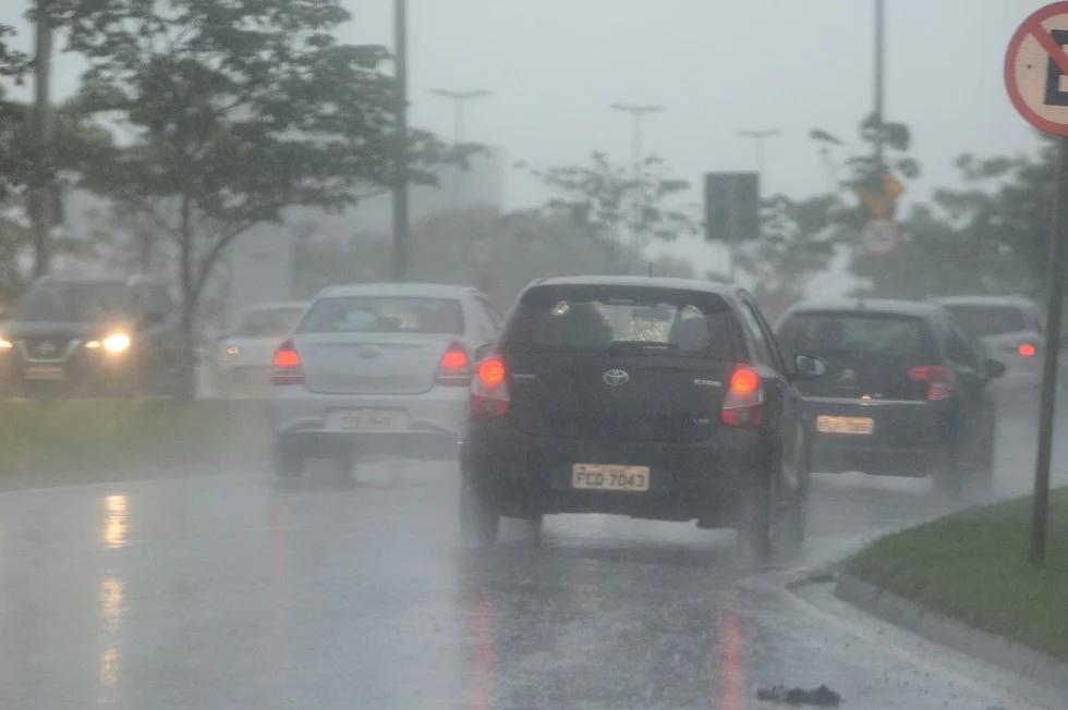 Há previsão de chuva no Piauí até o sábado | FOTO: Reprodução