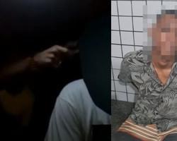 Menor filmado assaltando motorista de aplicativo é apreendido na zona Sul