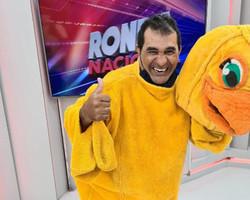Piu Piu participa do The Masked Singer Ronda do Povão
