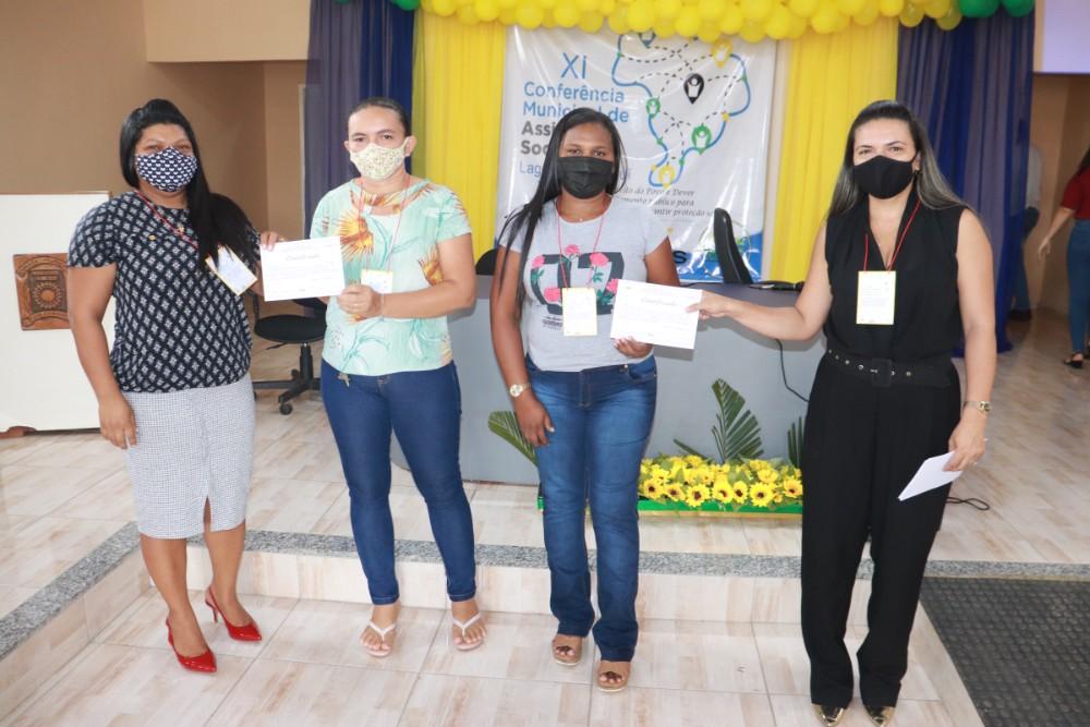 XI Conferência Municipal de Assistência Social foi realizada em Lagoinha - Imagem 2