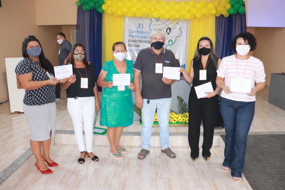 XI Conferência Municipal de Assistência Social foi realizada em Lagoinha - Imagem 3