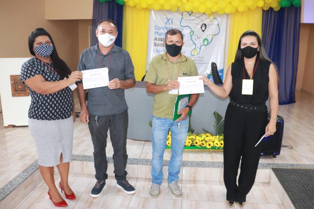 XI Conferência Municipal de Assistência Social foi realizada em Lagoinha - Imagem 1