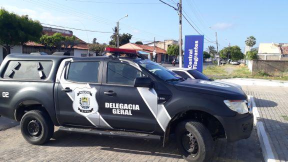 De acordo com as investigações da polícia, na data do crime, o suspeito viajou de Brasília para Parnaíba com o intuito de concretizar as ameaças de morte - Foto: Reprodução
