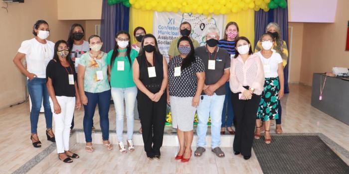 XI Conferência Municipal de Assistência Social foi realizada em Lagoinha
