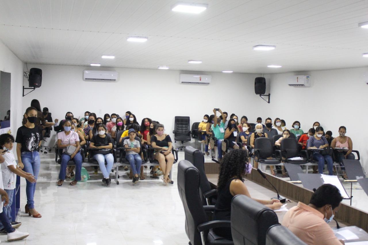 Sasc de Uruçuí realiza XII Conferência Municipal - Imagem 3