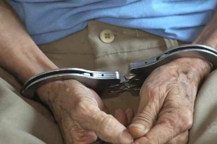 Idoso é preso acusado de estuprar criança de 10 anos (Foto: Reprodução)