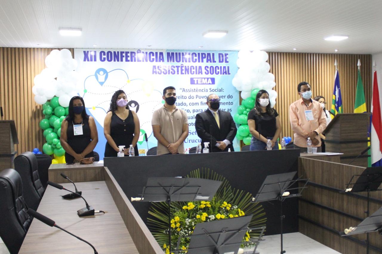 Sasc de Uruçuí realiza XII Conferência Municipal - Imagem 1
