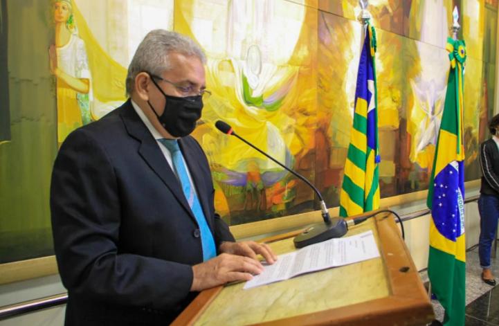Secretário da SEMP, Edvaldo Marques (Rafael Sérgio/Semcom)