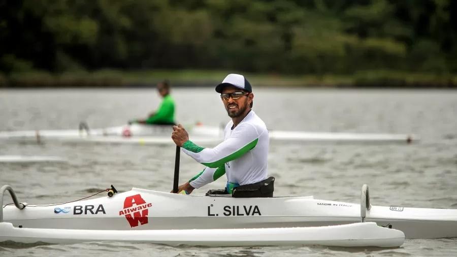 Luis Carlos Cardoso conquista medalha de prata nas Paralimpíadas de Tóquio - Imagem: Ale Cabral/CPB
