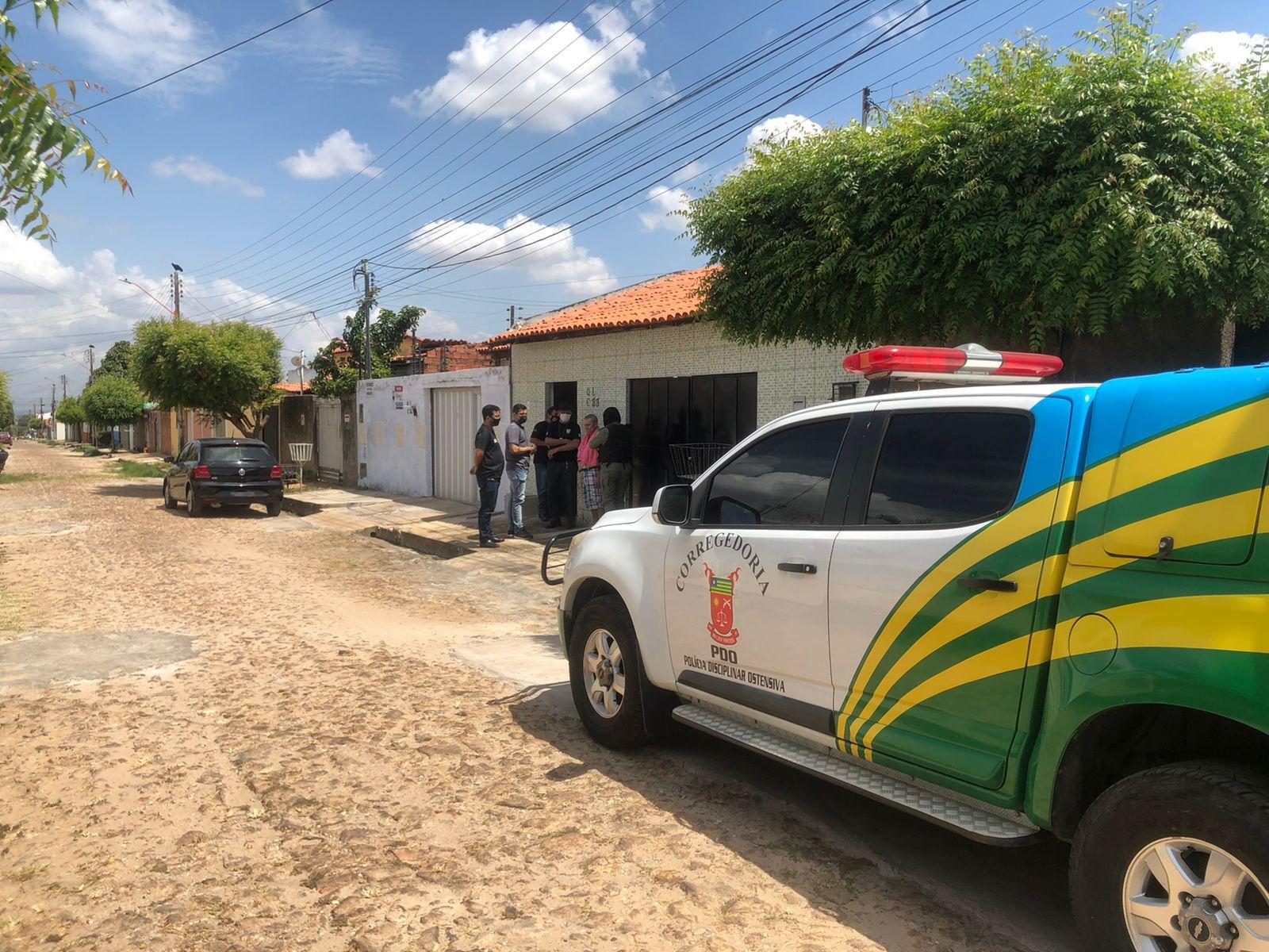 PM acusado de homicídio é preso em operação - Foto: Matheus Oliveira