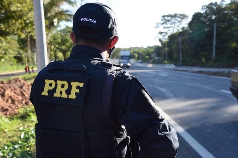 A expectativa da PRF é que haja um aumento no fluxo de veículos saindo de Teresina para diversos destinos do estado e para fora dele - Foto: Divulgação/PRF